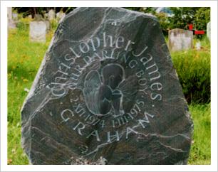 grave stone memorial