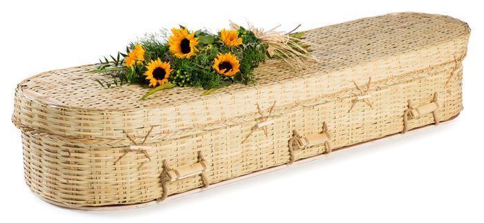 funerals-totnes-devon-coffins-woven-bamboo-eco-round