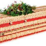 funerals-totnes-devon-coffins-woven-banana-leaf-cerise