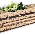 funerals-totnes-devon-coffins-woven-banana-leaf-ebony