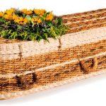 funerals-totnes-devon-coffins-woven-banana-leaf-rounded
