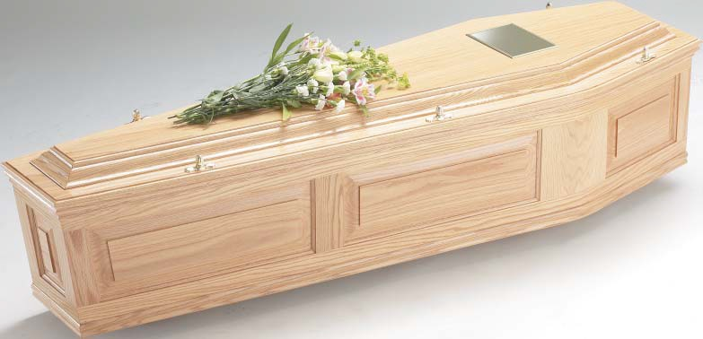 funerals-totnes-devon-wood-coffins-cathedral-oak-solid