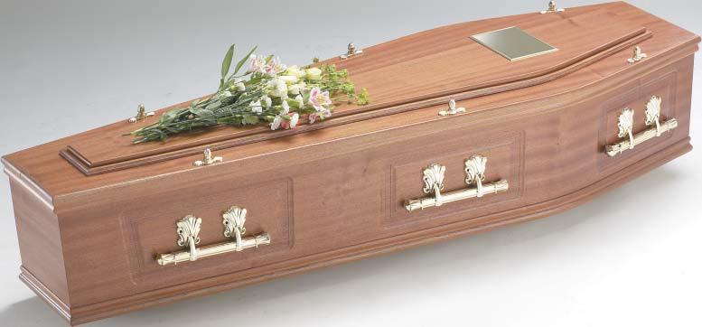 funerals-totnes-devon-wood-coffins-henley-mahogany-veneer
