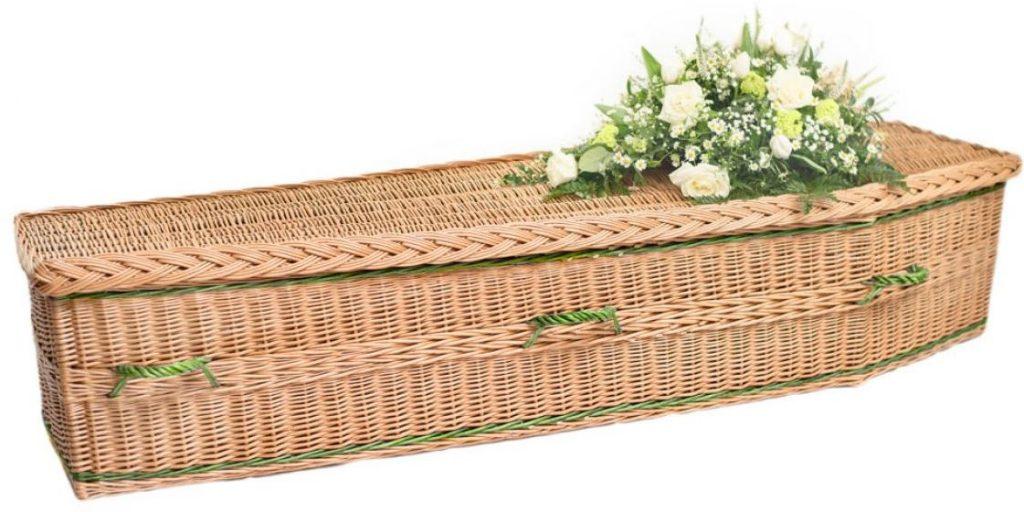 funerals-totnes-devon-coffins-woven-willow-sedgemoor-traditional-buff