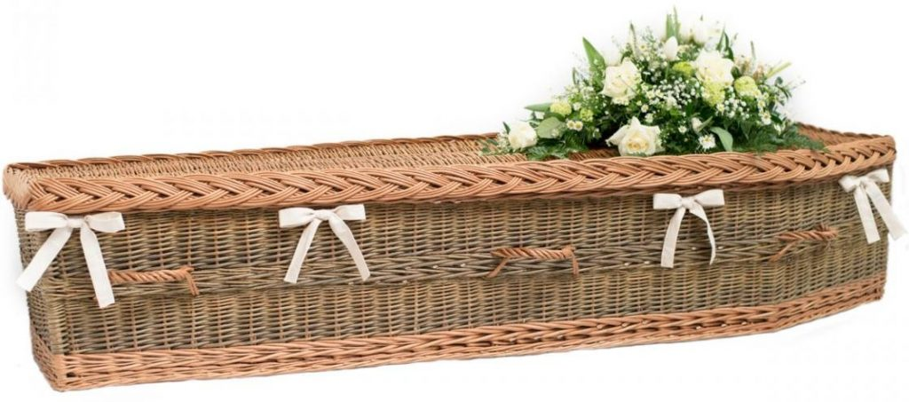funerals-totnes-devon-coffins-woven-willow-wickmoor-traditional-brown-buff
