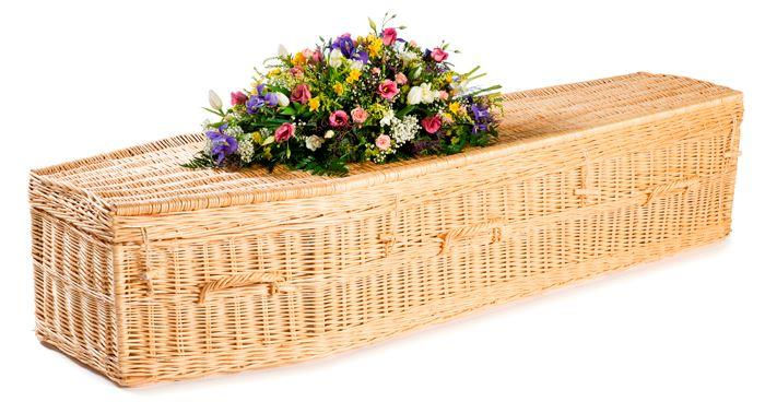 funerals-totnes-devon-coffins-woven-willow-highsted-white-traditional