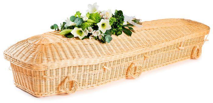 funerals-totnes-devon-coffins-woven-willow-pod-white