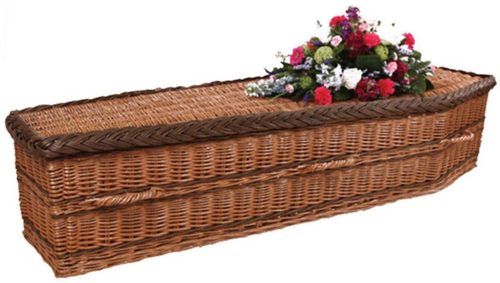 funerals-totnes-devon-coffins-woven-willow-blackdown-traditional-buff